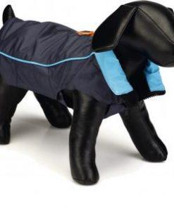 Nano hondenjas Monsoon blauw 35 cm